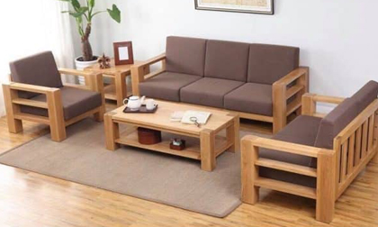 Sofa gỗ chữ I và những vấn đề cần lưu ý khi chọn mua
