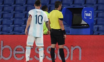 Messi im tiếng, Argentina bị Paraguay cầm hòa ngay trên sân nhà
