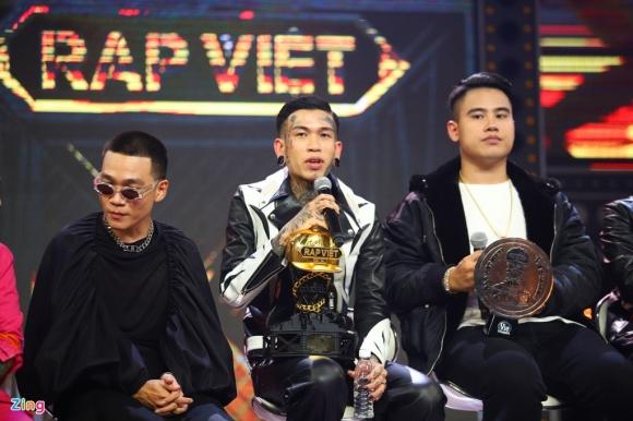 Dế Choắt: 'Một tỷ đồng ở Rap Việt không quan trọng với tôi'