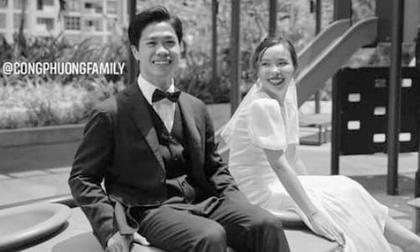 Lần đầu lộ album ảnh cưới của Công Phượng - Viên Minh: Theo concept trở lại tuổi thơ, cô dâu siêu xinh