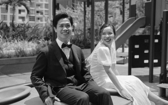 Hot: Ngắm trọn bộ ảnh cưới lung linh chưa từng công bố của Công Phượng và Viên Minh