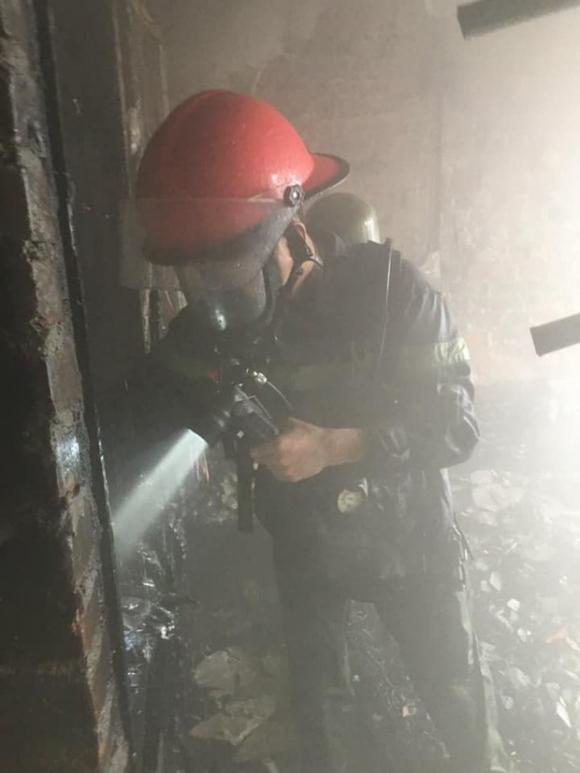 Nghệ An: Cháy tại khách sạn 180 phòng, nhân viên và khách bỏ chạy tán loạn - 2
