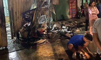 Hưng Yên: Nữ lao công bị ô tô đi ngược chiều tông tử vong thương tâm