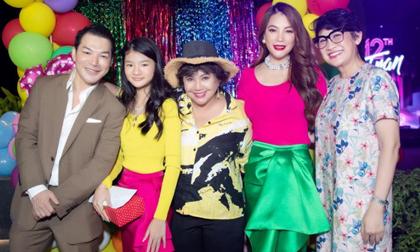 Trương Ngọc Ánh vô tình tiết lộ mối quan hệ hai bên gia đình sau khi ly hôn Trần Bảo Sơn