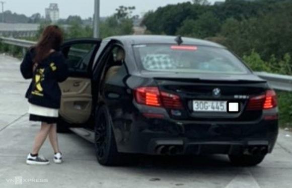 Vội đi ăn cưới, tài xế BMW phóng như bay với tốc độ 223km/giờ trên cao tốc Bắc Giang - Lạng Sơn - 1