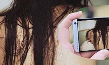 Thanh niên lấy trộm clip 'nóng' trên điện thoại bạn rồi tống tiền người yêu bạn
