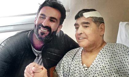 Diego Maradona và những ngày cuối cùng của một huyền thoại đáng thương
