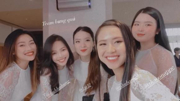 Primmy Trương chính thức khoe dàn bê tráp gồm 7 thiếu nữ xinh đẹp như hoa, có cả diễn viên lẫn thí sinh hoa hậu 1