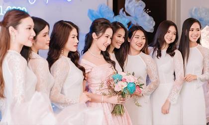 Primmy Trương chính thức khoe dàn bê tráp gồm 7 thiếu nữ xinh đẹp như hoa, có cả diễn viên lẫn thí sinh hoa hậu