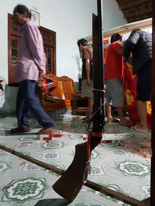 Nổ súng bắn chết người ở Quảng Nam: Nghi phạm và nạn nhân vừa đi hát karaoke với nhau - Ảnh 2.