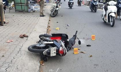 Vợ chồng nhập viện do bị kẻ cướp theo dõi, ra tay ở Bình Tân