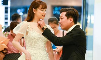Nhã Phương: 'Không phải chồng tôi mà tôi khen, nhưng Trường Giang giỏi thật'