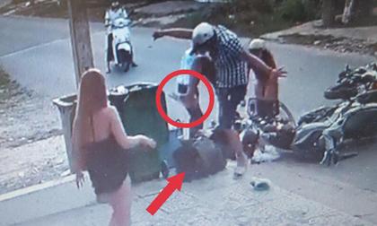 Kẻ đá vào mặt nữ sinh, dùng gậy ba khúc quật nạn nhân sau va chạm giao thông khai gì?