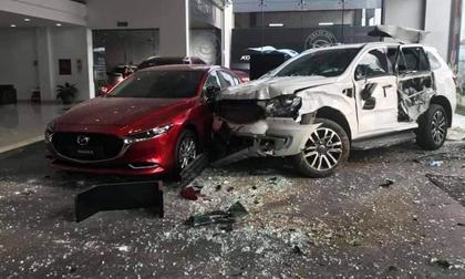 Lái thử ôtô, tài xế tông một người tử vong