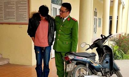 Thanh Hóa: Bắt giữ đối tượng chém người, cướp tài sản