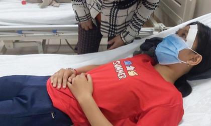 Người đàn ông đánh bé gái nhập viện sau va chạm giao thông