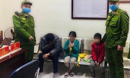 Giải cứu người đàn ông định ôm 3 con nhảy cầu tự tử