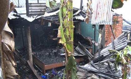 Hoả hoạn thiêu rụi 7 căn nhà ở An Giang, 800 triệu đồng hóa tro than