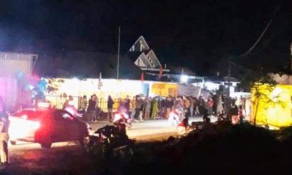 Đâm vào rào chắn do người dân đặt ngang đường, xe máy tông thẳng vào 5 người đi bộ, 1 người tử vong tại chỗ