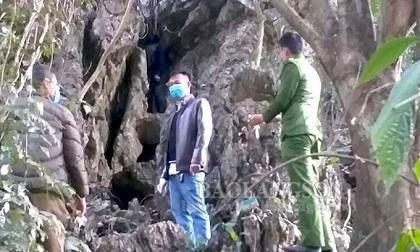 Lạng Sơn: Bàng hoàng khi phát hiện thi thể trong hốc núi đá