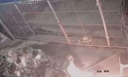 Lời khai của kẻ đổ 10 lít xăng rồi châm lửa đốt nhà đối thủ ở Hưng Yên