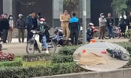 Hà Nội: Tông vào gốc cây khi đi lễ chùa lúc rạng sáng, người phụ nữ tử vong thương tâm