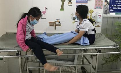 7 học sinh tiểu học nhập viện sau khi uống trà sữa