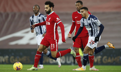 Liverpool rơi chiến thắng ở phút 82
