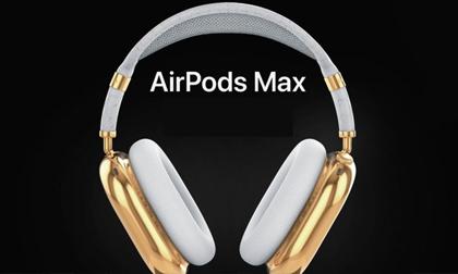 Đây có thể là chiếc tai nghe AirPods đắt nhất thế giới, giá 'sương sương' khoảng 2,5 tỷ đồng