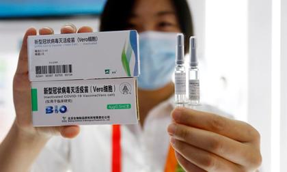 Vaccine Covid-19 đầu tiên của Trung Quốc được phê duyệt