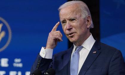 Quốc hội Mỹ chính thức công nhận chiến thắng của ông Joe Biden