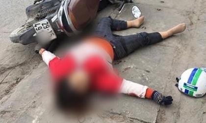 Về thăm nhà ngoại, cô gái bị sát hại giữa phố