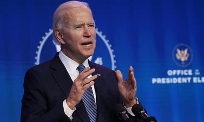 Ông Biden chỉ trích Tổng thống Trump về 'ngày đen tối nhất lịch sử Mỹ'