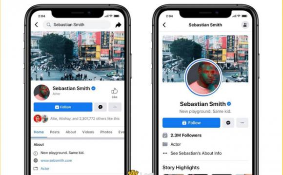 Facebook chính thức khai tử nút 'Like' trên Fanpage