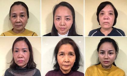 Bắt 6 'nữ quái'' trong đường dây đánh bạc công nghệ cao ở Hải Phòng