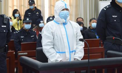 Trung Quốc tuyên án tử hình kẻ giết người hàng loạt