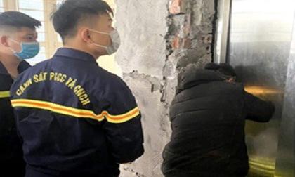 Nam nhân viên tử vong trong lúc sửa chữa thang máy trường mầm non