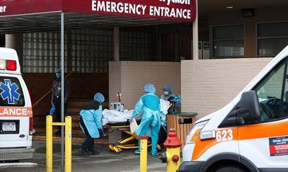 Mỹ ghi nhận kỷ lục gần 4.500 người chết vì Covid-19 trong một ngày