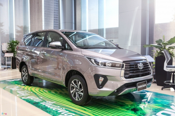 10 ôtô bán chạy nhất Việt Nam năm 2020 - 1
