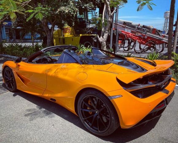 Đại gia Vũng Tàu bí ẩn chi tiền tỷ sắm McLaren 720S Spider thứ 7 tại Việt Nam - 3