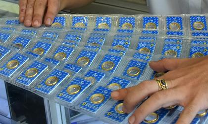 Giá vàng hôm nay 18-1: Vàng SJC tiếp tục giảm sốc
