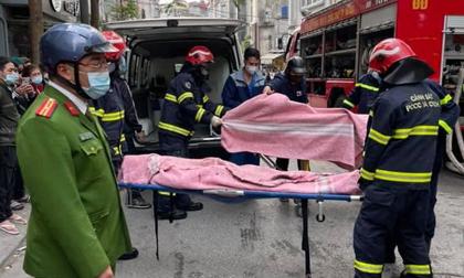 Hà Nội: Cháy nhà ngày tiễn ông Công ông Táo, 4 người bị thương nặng
