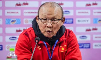 HLV Park Hang-seo: Muốn cùng tuyển Việt Nam lập kỷ lục mới tại vòng loại World Cup 2022