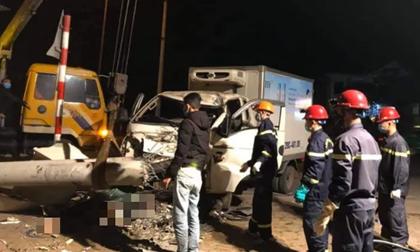 Ôtô và xe máy va chạm kinh hoàng, 3 người tử vong