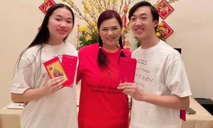 Nụ cười hiếm hoi của ca sĩ Phương Loan sau gần 3 tháng NS Chí Tài qua đời
