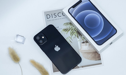 Apple sẽ khai tử mẫu iPhone 12 mini vì quá ế hàng?