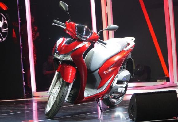 Giá Honda SH ở mức không tưởng khiến dân tình sửng sốt