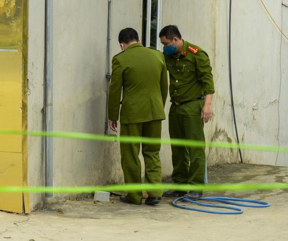 Vụ truy sát 3 người chết, 5 bị thương ở Hòa Bình: Sự việc xảy ra rất nhanh, người dân sống gần không hay biết - 1