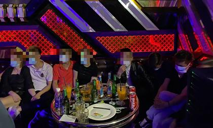 Phát hiện gần 30 người dương tính với chất ma túy trong quán karaoke