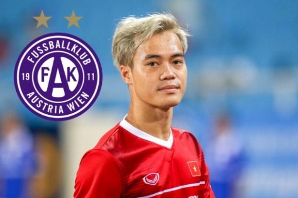 CLB Austria Wien xác nhận muốn chiêu mộ Văn Toàn
